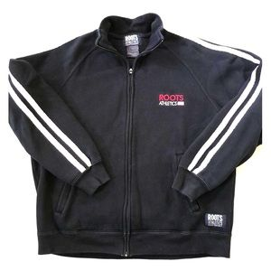 Roots track jacket